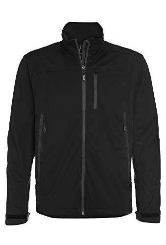 Vittorio Rossi Softshell Jacke mit Funktion Outdoor schwarz,3XL