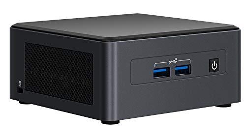 Intel NUC 11 Pro UCFF Negro i7-1185G7