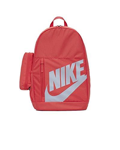 Nike Elemental - Zaino per bambini Rosso rosso taglia unica
