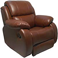 WellNap Recliners (Solid Wood , Brown)