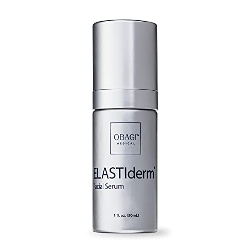 Obagi ELASTIderm Facial Serum, Face Serum with Bi-Mineral Contour Complex for All Skin Types - Anti Aging Serum for Face, Neck, and Decollete - 1.0 oz