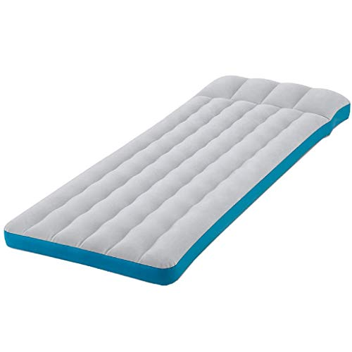 petit un compact INTEX – Matelas de camp gonflable, 67 x 184 x 17 cm (67997), multicolore