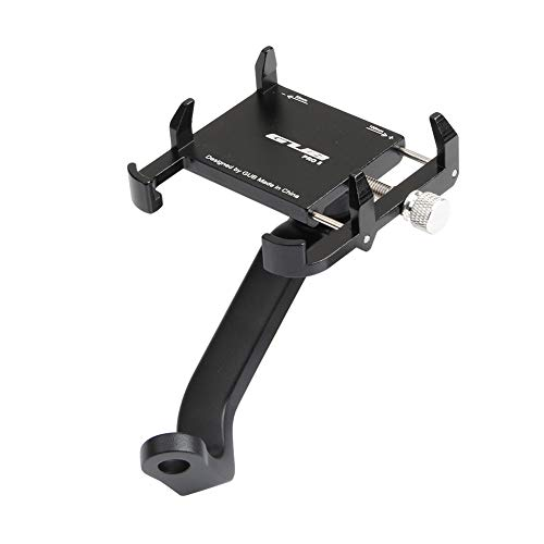 Lowest Price! GUB PRO5 MD Long Claw Motorcycle Phone Holder Rotatable Electromobile Phone Mount 55-1...
