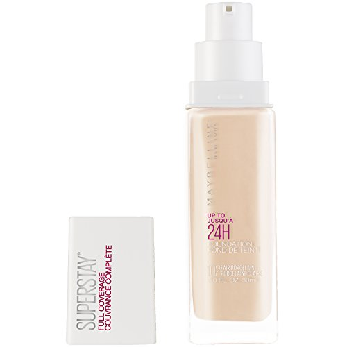 MAYBELLINE Superstay Full Coverage Foundation - Fair Porcelain 102