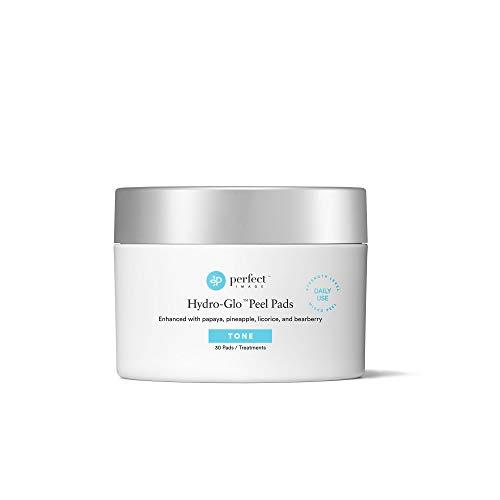 Hydro-Glo 10% Daily Use Peel Pads Enhanced with Lactic Acid, Mandelic...