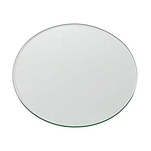 Fisher Scientific 12-545-100 Glass Cover, 2' Item Length x 2' Item Width, 0.13 mm to 0.17 mm Circles Thickness, 18 mm Size