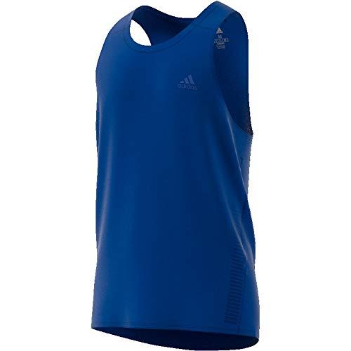 adidas Runr Singlet M - Camiseta De Tirantes Hombre