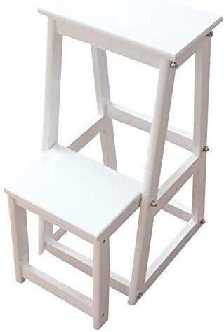 trust YISYIS Step Stool Inexpensive White Climbing Kitchen Household Multi