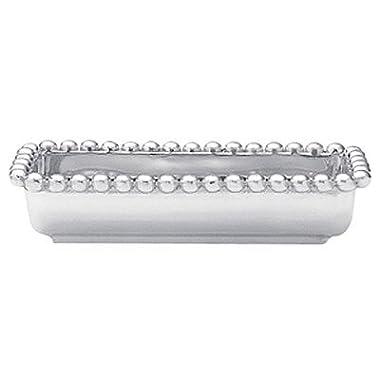 Mariposa Pearled Cracker Caddy