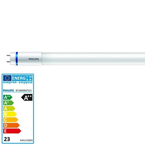Philips Master LEDtube Leuchtstofflampe Value UO 1500mm 23 Watt 3700 Lumen 865 6500 Kelvin Tageslicht KVG/VVG drehbare Endkappe