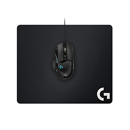 Logitech G502 Hero Gaming-Maus + Logitech G240 Gaming Mauspad