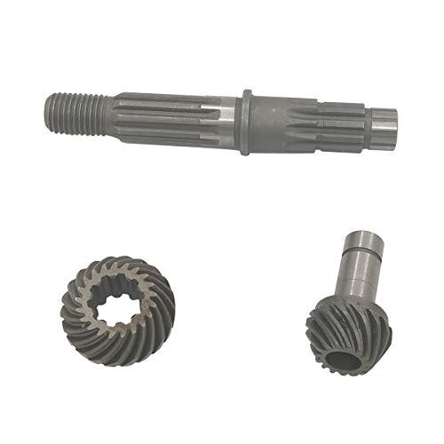 Cancanle Set di Riparazione Cambio Testa di Lavoro per STIHL FS120 FS130 FS200 FS250 FS120R FS200R FS250R FS300 Tagliaerba Porta Quadrata