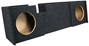 Atrend Bbox A302 10CP Dual 10 Sealed Carpeted Subwoofer Enclosure Fits 2000 2003 Ford F150 Super product image