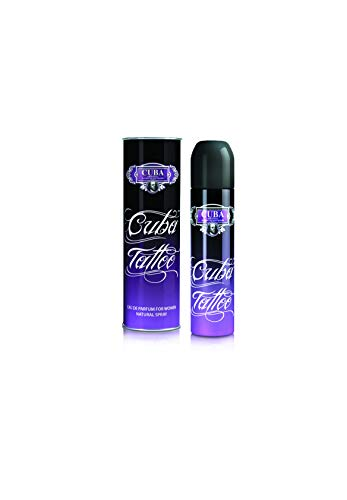 Cuba Tattoo Eau de Parfum, Spray, 94 ml