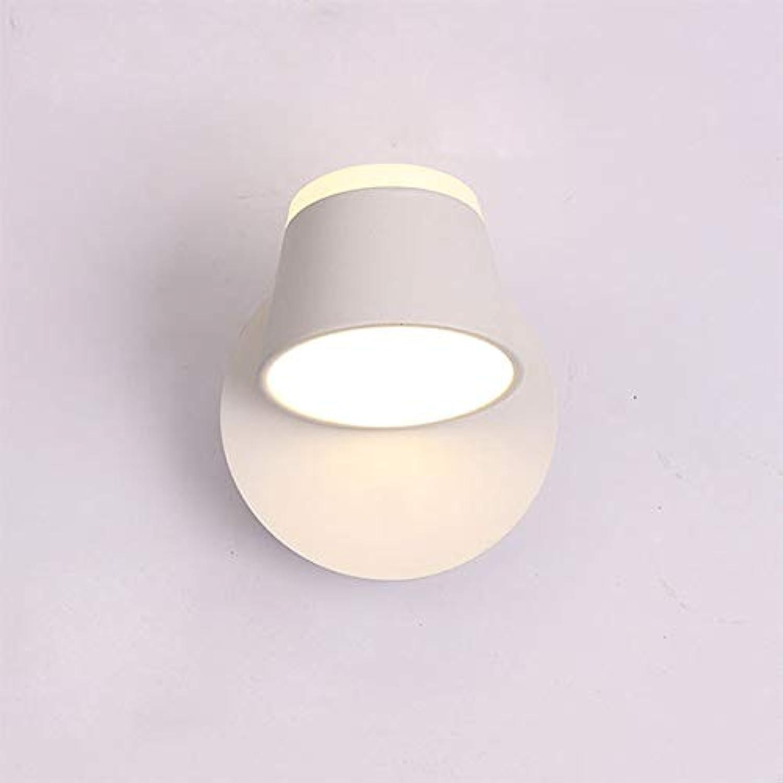 Led Wall Lampe Moderne Wandleuchte Adjustable Innenbeleuchtung schwarz Weiß Wall Sconce Raum Light Wohnzimmer-lampen Leuchtet Warmes Wei W1