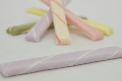 千歳飴 1440本 紫 透明袋 個別包装 まとめ買い 七五三 京都