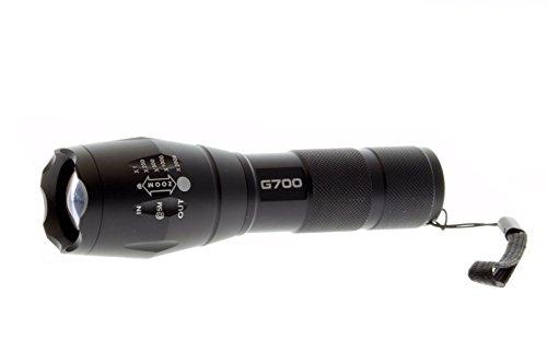 LumiTact Tactical G700 TM Flashlight (Flashlight Only)
