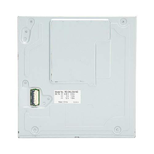 PUSOKEI Pieza de reparación de Repuesto de Unidad de DVD ROM, con Chip Profesional de interfaces de incisiones precisas de diseño Profesional, para Pieza de reparación de Consola WiiU
