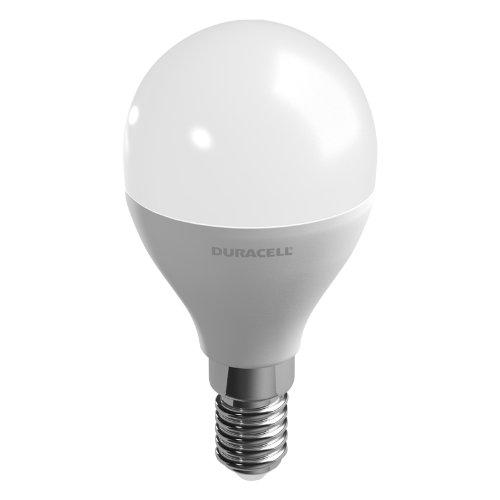 Duracell Bombilla led E14, 4.3 W