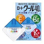 【第3類医薬品】ロートクール40α 12mL ×9