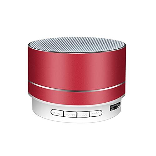 ZXCC Compact et Portable Caisson de Basses, Haut-Parleur avec Service Vocal, Stream Musique, intégré Intercom, Sync Jusqu à Haut-parleurs pour Home Audio, Haut-parleurs avec contrôle Smartphone App.