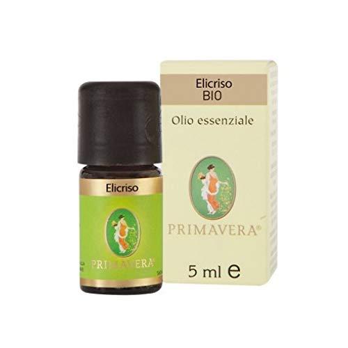 Flora Olio Essenziale di Elicrisio Bio Codex, Aroma Naturale per Alimenti - 5 ml