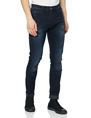 Kaporal DADAS Jeans, Noir, 30W / 32L Homme