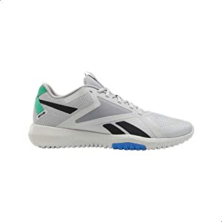 Reebok Flexagon Force 2 Lace-up Training Sneakers for Men - Pure Grey 3 and True Grey 7, 41
