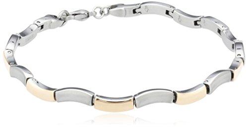 Boccia Damen Armband Titan 19.0 cm 0370-05