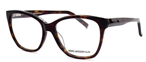 Karl Lagerfeld Brillengestelle KL8510135216140 Rechteckig Brillengestelle 52, Mehrfarbig