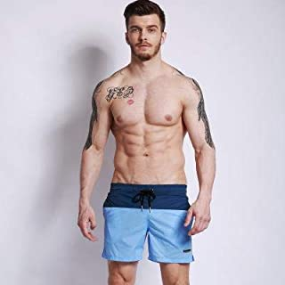 BEESCLOVER Mens Swimming Shorts Swimwear Beach Pants Swimsuit for Quick Dry Bathing Suit
