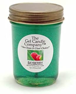 Bayberry 90 Hour Gel Candle Classic Jar