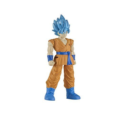Dragon Ball- Dragonball Z otro Figura De Combate Super Saiyan Blue Goku (Bandai 35958) , color/modelo surtido