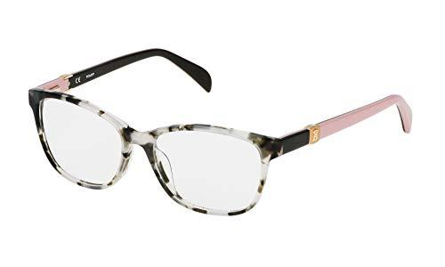 TOUS Montura de Gafas Mujer VTO932530M65 (53 mm), Color : 0m65-Lente : Grey SF, Talla Unica Unisex-Adult