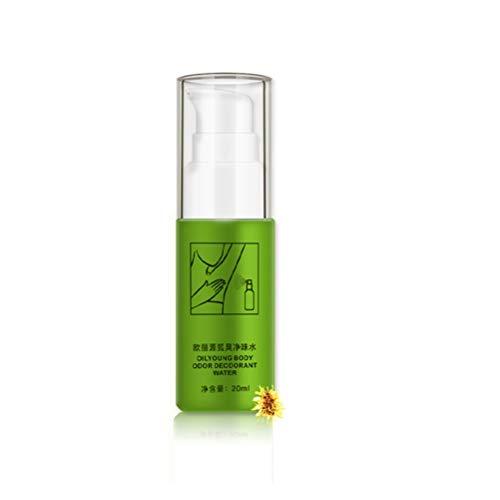 Kohyum 20 ML antisudorifique d'été Transpiration abondante Enlever Le déodorant Odeur corporelle