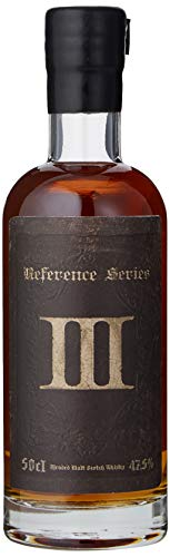 Photo of Reference Series III Blended Malt Scotch Whisky, 50 cl