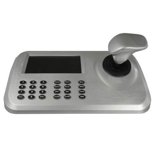 IP-toetsenbord - ONVIF 2.4 compatibel - LCD-scherm 5