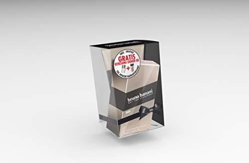 Coty Beauty Germany GmbH, Consumer Bruno banani man geschenkset - belebendes eau de toilette und duschgel mit aromatisch-orientalischem duft - für den modernen mann - 1 x 50 ml & 1 x 150 ml
