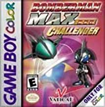 bomberman max red challenger