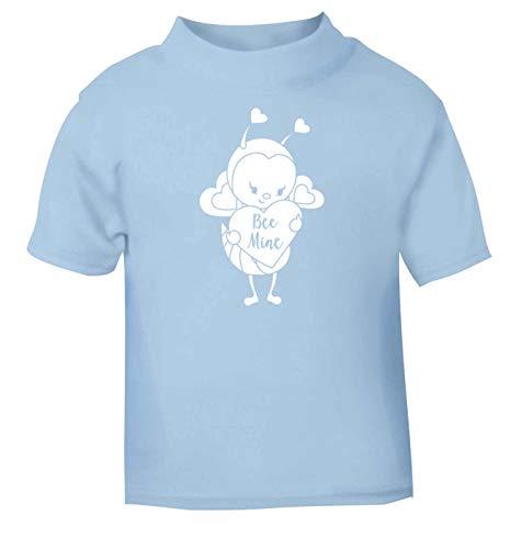 Flox Creative T-Shirt pour bébé Bee Mine - Bleu - 1-2 Ans