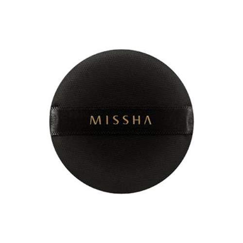 MISSHA(ミシャ)ミシャMクッションファンデーション(プロカバー)レフィルNo.23自然な肌色(レフィル)レフィル1個、パフ1個