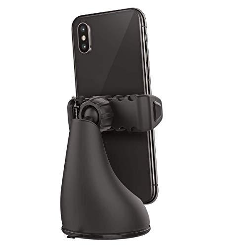 Bracketron X HD Phone Dock Portable Dash & Window Clamp Mount (BX1-576-2)