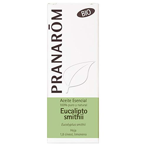 Pranarôm Huile Essentielle Eucalyptus Smithii (Eucalyptus smithii) Bio 10 ml