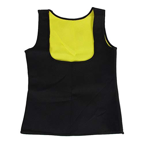KoelrMsd Mujer Adelgazante Body Shaper Sport Trainer Yoga Sweat Sauna Shirt Body Shapers Shapewear Fitness Chaleco Top