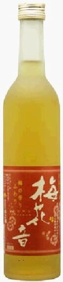 雷雨溶ける小麦あさ開酒造/梅花音 (うめかのん) 梅酒 500ml ※お届けまで10日ほどかかります