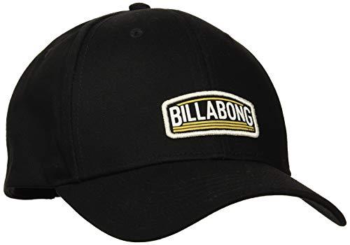 BILLABONG Flag Snapback Gorra de béisbol, Negro (Black 19), One Size (Tamaño del Fabricante:U) para Hombre