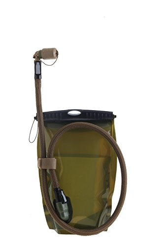 Source Kangaroo Collapsible Canteen Bolsa de hidratación, Hombre, Beige (Coyote), 1 l