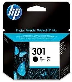 HP 301 - Cartucho de Tinta Original HP 301 Negro para HP