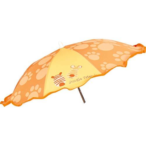 Sombrilla Universal + Gancho Desmontable, Últimas Unidades!!!! (Jungla Naranja)