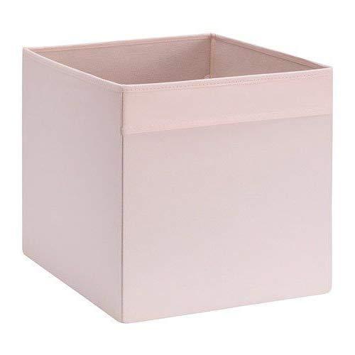 IKEA Dröna Aufbewahrungsbox für Kallax Regale Box Fach Kiste 33x38x33 cm (Blass Rosa)